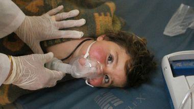 OPCW: Klorgass brukt i sykehusangrep i Syria