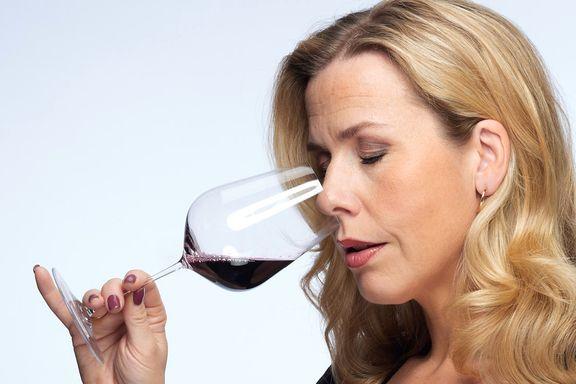 – Det satt langt inne for meg å skrive om kalorier i vin