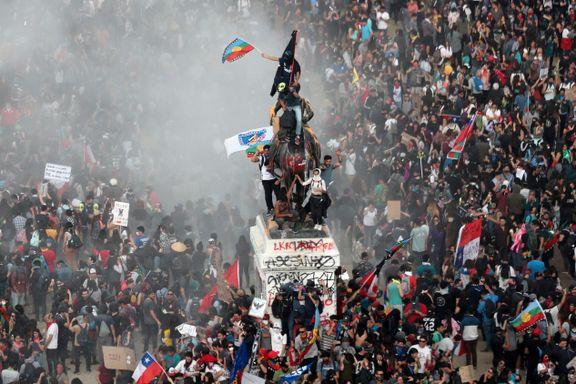 Antall massedemonstrasjoner har skutt i været. Men forskere tror ikke lenger demonstrantene vil lykkes.