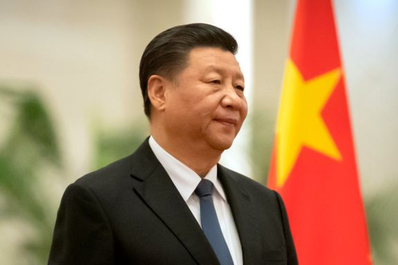 «Mr. Shithole, president of China, arrives at 4pm»