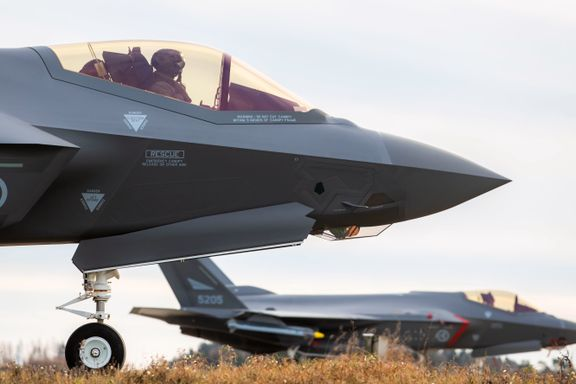 Forsvarsdepartementet innrømmer alvorlig kritikk om overgangen til nye jagerfly