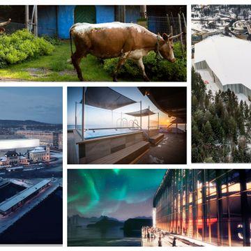 Åtte nye norske attraksjoner skal kjempe om oppmerksomheten din neste år: Se bildene her