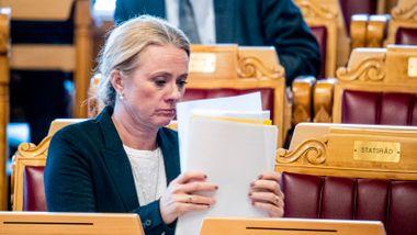 Norge var involvert i avgjørende trygdesak i EU i 2017. Det nevnte ikke Hauglie i redegjørelsen til Stortinget.