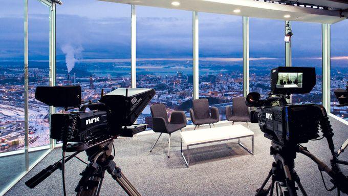 Har stått tomt i mange år: Kan dette bli NRKs nye hjem?