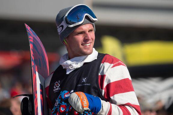Snowboarderen Mons Røisland tok sølv i X Game