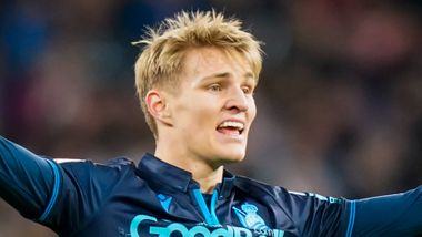 Ødegaard og lagkameratene presser