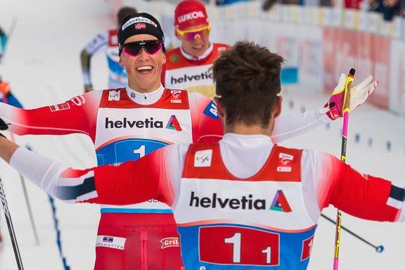 NRK mister rettighetene til det meste av vintersport