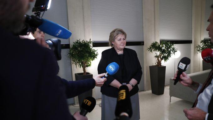 Solberg om Sivertsens avgang: – Jeg synes det er leit