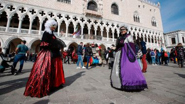 Avslutter karnevalet i Venezia på grunn av virusfrykt