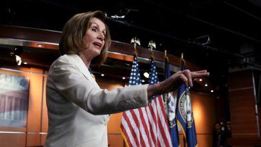 Pelosi langet ut mot Fox News-journalist etter Trump-spørsmål