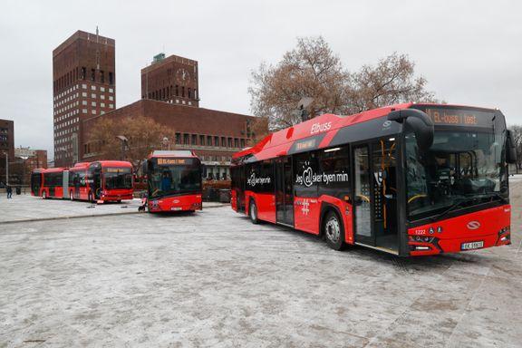 Ruter vil ta ansvar for masseevakuering i Oslo