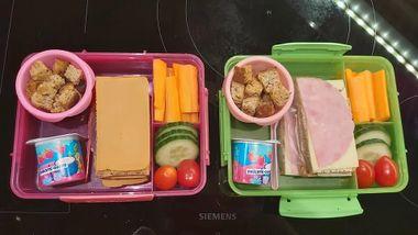 Enkle råd for å lage sunne og kjappe matpakker