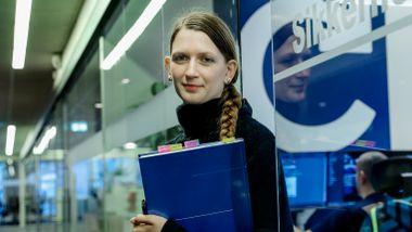 Camilla Linnestad er sikret jobb: Disse yrkene blir det behov for i fremtiden