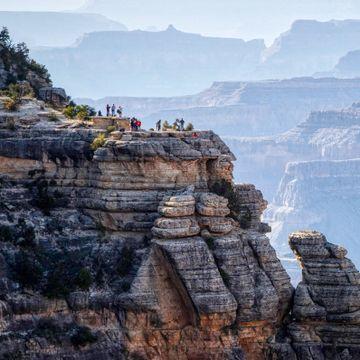Grand Canyon rundt: Råere, vakrere og villere enn på bilder