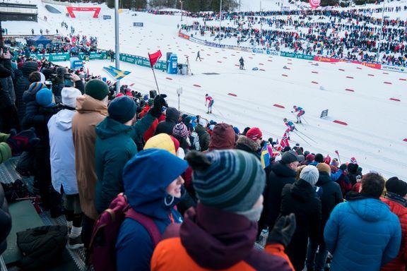 Forventet opp mot 40.000 tilskuere i Granåsen: Så mange møtte opp