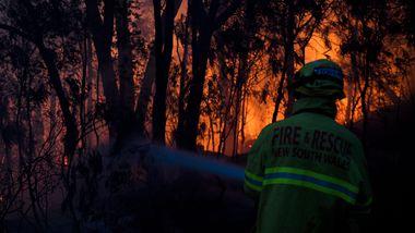 Holder 600 skoler stengt på grunn av skogbrann