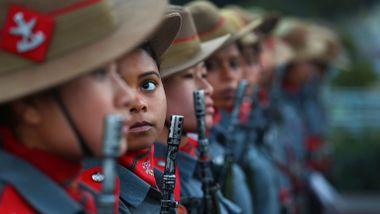 India vil ha kvinner i hæren. De mannlige soldatene er ikke «mentalt forberedt».