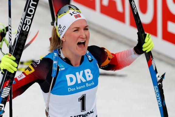 Norges VM-dronning hadde gitt opp gullet. Så fikk hun beskjeden som tente håpet.