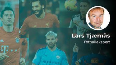 Tjærnås: Her er mine fem Champions League-favoritter