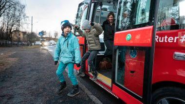 22.000 passasjerer har tatt selvkjørende buss i Oslo sentrum. Nå blir tilbudet utvidet.