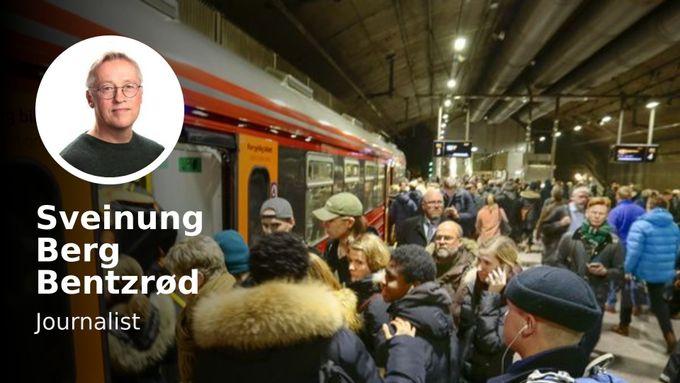 Nå må folk være om bord 20 sekunder før toget går. Men Bane Nor tør ikke love bedre punktlighet i 2020.