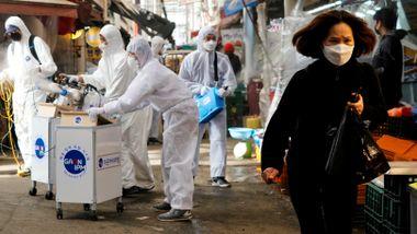 Slik spredte koronaviruset seg. Dro fra sykehus til gudstjeneste med 1000 andre.