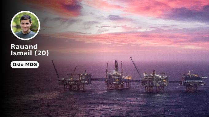 Regjeringen drar alle inn i oljesølet