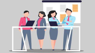 Han fortviler over at han ikke får være sosial på jobb: – Blir kalt inn til sjefen dersom man er på kollegaens kontor