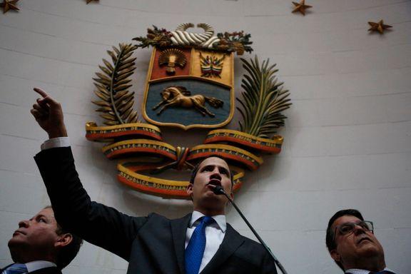 Guaidó tatt i ed som nasjonalforsamlingens leder i Venezuela