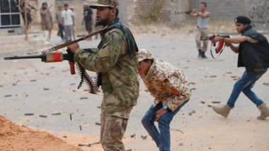 Erdogan sender soldater til Libya. Begrunnelsen ligger 3000 meter under havflaten.