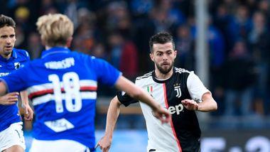 Nordmann imponerte mot Juventus
