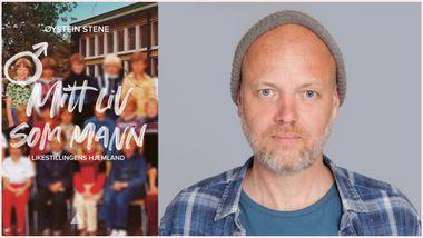 Øystein Stene drømmer om et #mentoo, men lykkes ikke med bokprosjektet sitt