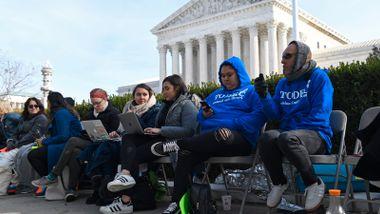 Iskald uke i Washington: Fem grøssere som skjer samtidig