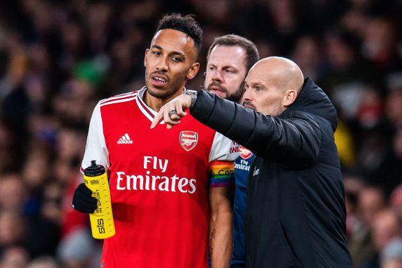 Arsenal-fiasko i Ljungbergs hjemmedebut: – Vi er i en tøff situasjon