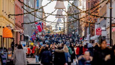 Nordmenn dropper «grønn» jul:  Vi glemmer kjøtt- og forbruksskam i julen