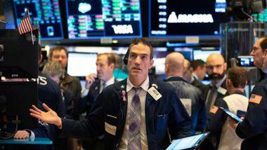 Verste uke på Wall Street siden 2008