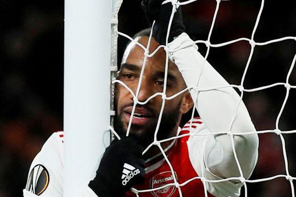 Elabdellaouis Olympiakos snøt Arsenal i siste sekund