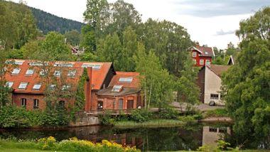 Fortellingen om Kjelsås bruk er som et eventyr om Oslos utvikling fra 1800-tallet og frem til i dag