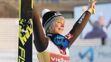 Lundby brøt endelig seierstørken