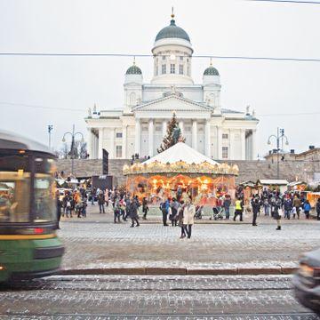 Storbyhelg én time unna Norge: Her er du garantert julestemning