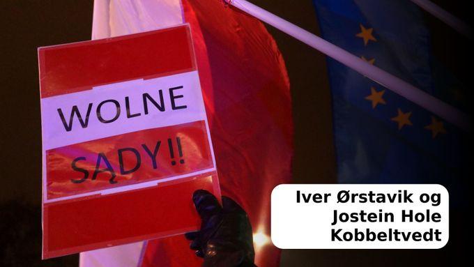 EU nøler foran kanten av stupet
