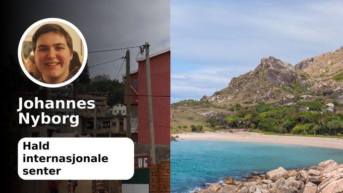 Madagaskar er mer enn en film om søte lemurer