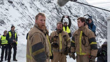 Thorbjørn Harr: – Det er første gang jeg er blitt ordentlig forbanna på et filmsett