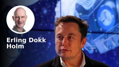 Elon Musk og Jeff Bezos bruker milliarder på å komme seg i verdensrommet. Hvorfor?
