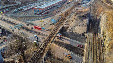 En av Oslos eldste tunneler skal rehabiliteres: Her blir det åtte måneder med kø