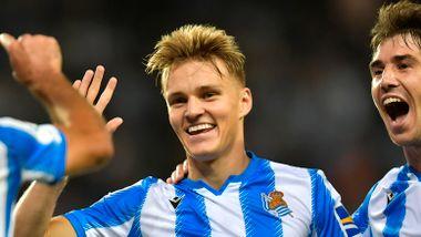– Spent på hvordan han blir mottatt blant Real Madrid-fansen