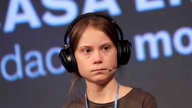Kaos da Greta Thunberg kom til Madrid