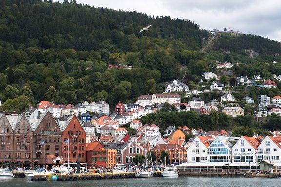 Bergen fyller 950 år – feiringen starter på lørdag