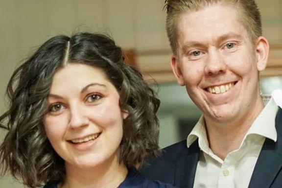 Maten han spiser, kan være avgjørende, ifølge eksperter.  Ole Martin (28) og Thora (26) måtte ha hjelp for å få barn.
